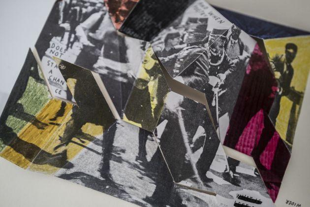 Dallo storyboard di Ayreen Anastas & Rene Gabri, . Museum Serguey Merkurov, Gyumri 2017