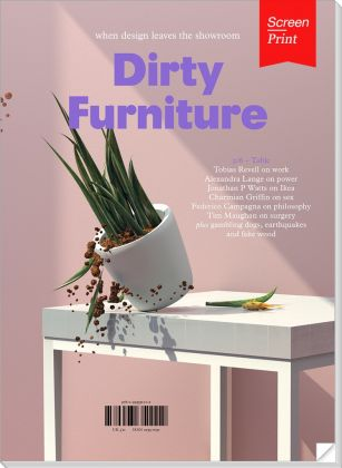 Dirty Furniture. Table