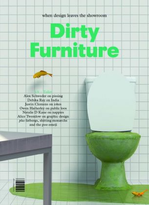 Dirty Furniture. Toilet