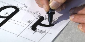 Easyreading, disegno