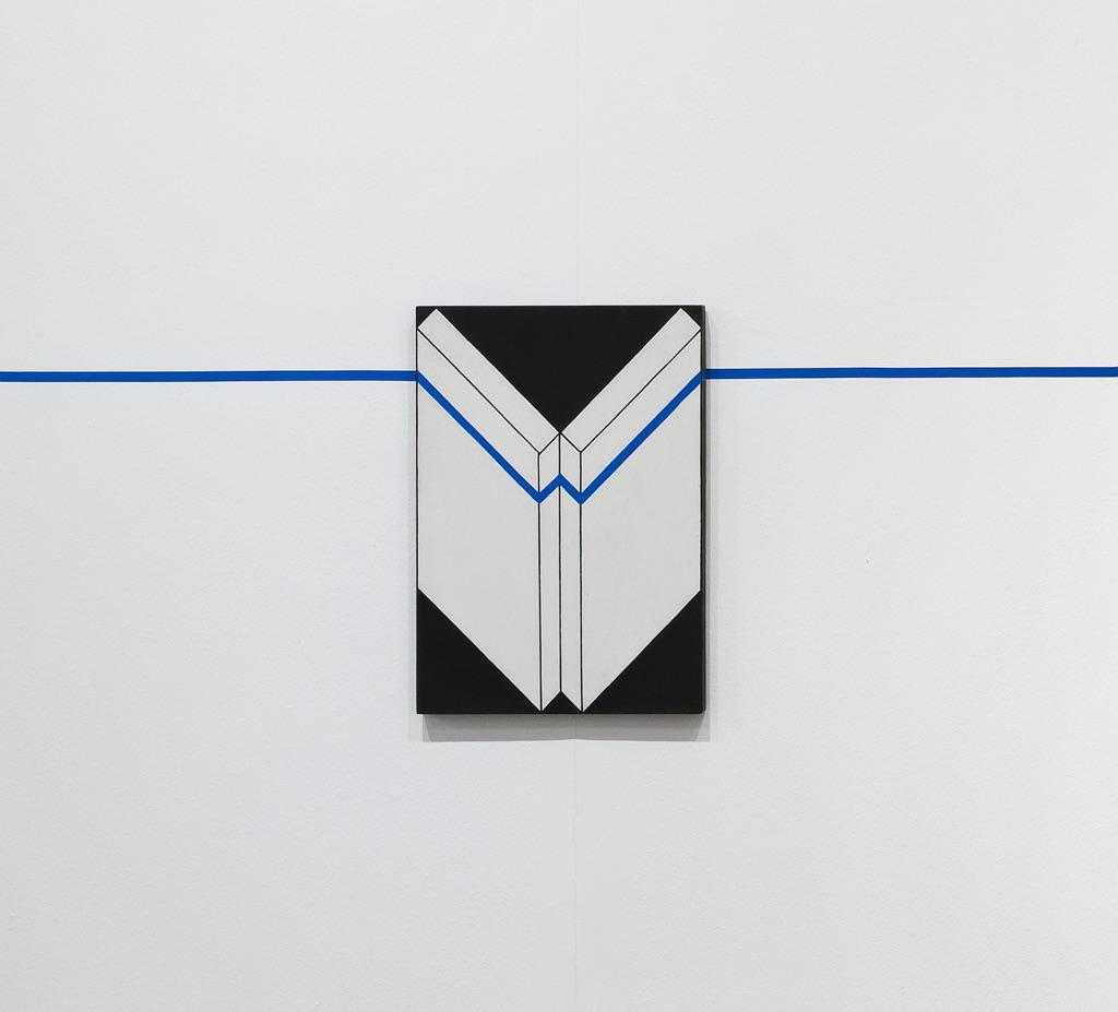 Edward Krasiński, Intervention 15, 1975 © Tate, London 2015