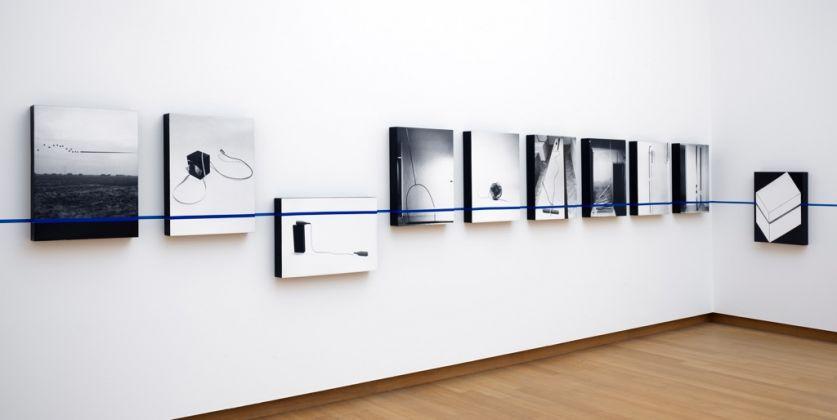 Edward Krasiński. RetrospectiveK140, 1988. Photo Gert Jan van Rooij