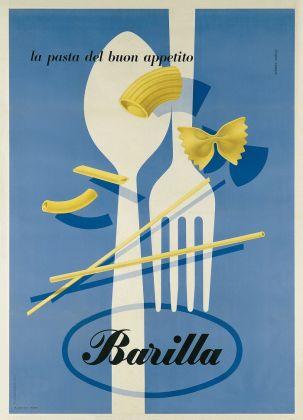 Erberto Carboni, Barilla La pasta del buon appetito,1952