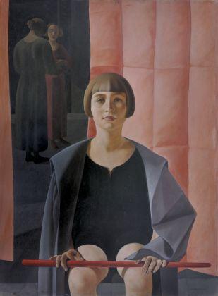 Felice Casorati, Ritratto di Renato Gualino, 1923 1924, Istituto Matteucci, Viareggio
