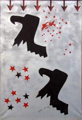 Franco Angeli, Aquile romane, 1967