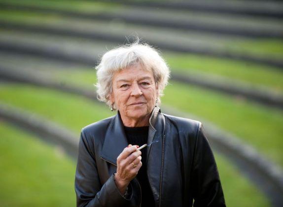 Frie Leysen. Photo Ilja Höpping