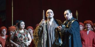 Giacomo Puccini, Turandot. Regia di Alfonso Signorini