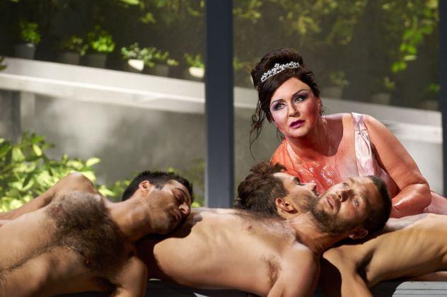 Giacomo Puccini, Turandot. Regia di Ricci/Forte. Photo Alfredo Tabocchini