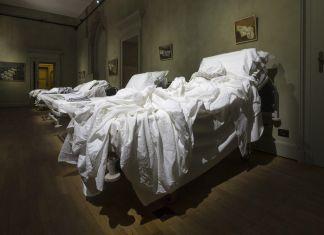 Giancarlo Vitali. Mortality with Vitaly. Exhibition view at Casa del Manzoni, Milano 2017