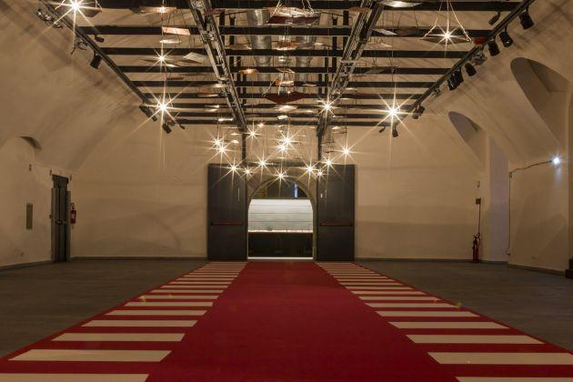 Giancarlo Vitali. Time Out. Exhibition view at Castello Sforzesco, Milano 2017