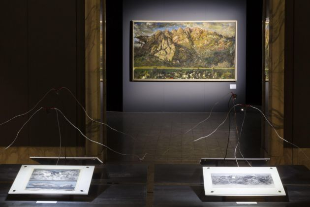 Giancarlo Vitali. Time Out. Exhibition view at Palazzo Reale, Milano 2017