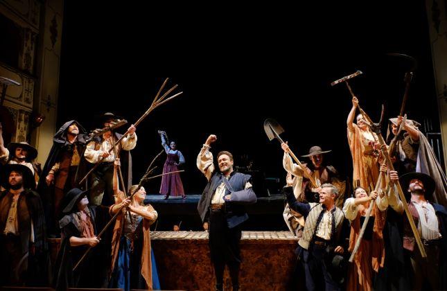 Gioacchino Rossini, Torvaldo e Dorliska. Regia Mario Martone. Rossini Opera Festival, Pesaro 2017. Photo credit Studio Amati Bacciardi