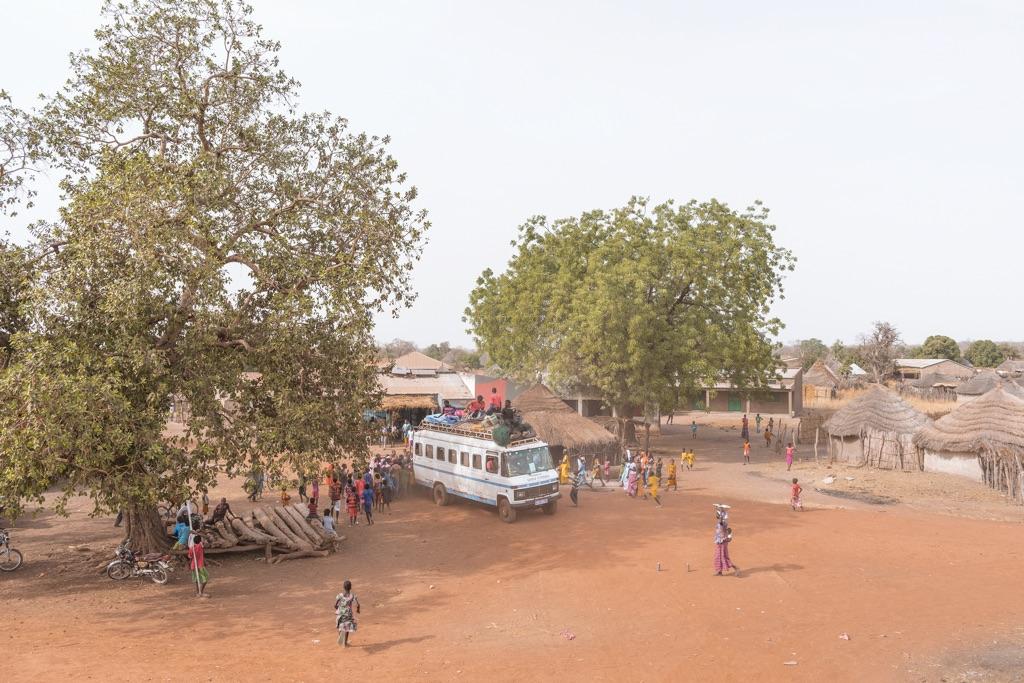 Giovanni Hänninen, Senegal