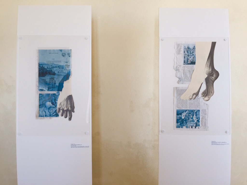Giuseppe Ciracì. Il tempo della Natura. Exhibition view at Università degli Studi di Bari, 2017