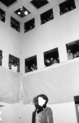 Il Teatrino Scientifico in via Sabotino, 1979. Archivio Giuseppe De Boni e Ugo Colombari