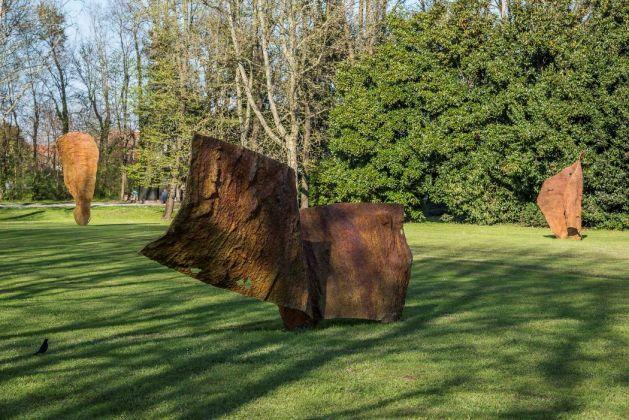 Janine von Thungen, Eternity I, 2017. Villa Foscari, Mira. Photo Alberto Guerri