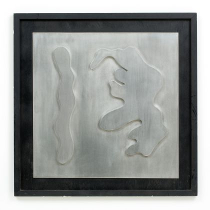 Jean Arp, Concrete relief G. Child and head, 1961. Willem Baars Projects, Amsterdam