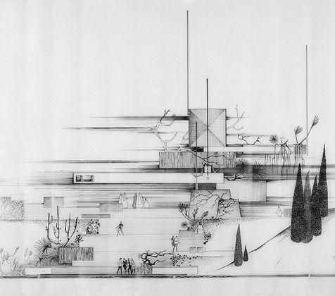 Complesso Termale di Sidi Harazem (Jean-François Zevaco, 1958), Sidi Harazem, Marocco