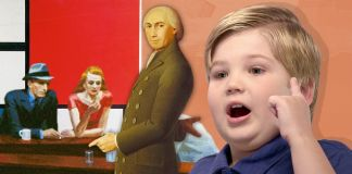 Kids Explain Art to Experts