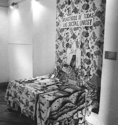 Lazaro Saavedra, Altar de Homenaje a San Joseph Beuys, 1989