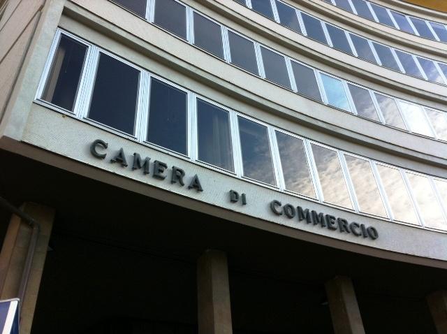 La sede della Camera di Commercio di Pisa