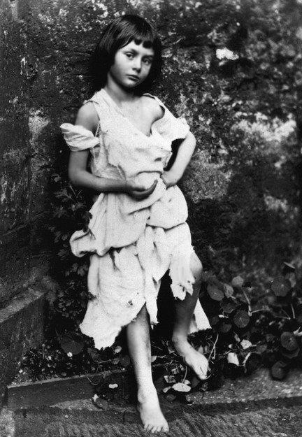 Lewis Carroll, Alice Liddell, 1858