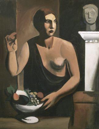 Mario Sironi, Nudo con fruttiera (Venere), 1923 ca., GAM, Torino