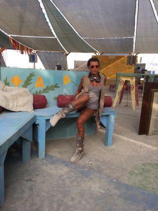 NINI, Burning Man 2017
