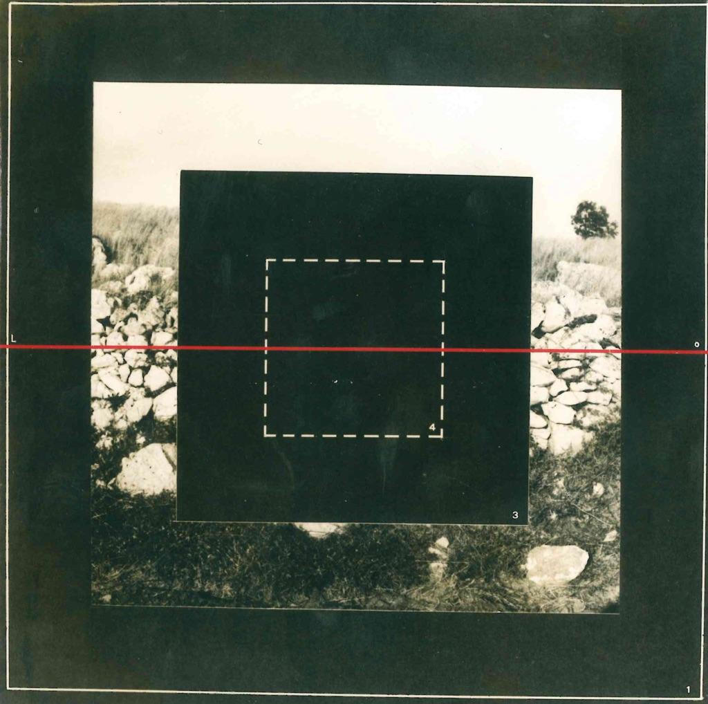 Natalino Tondo, Rilevamenti salentini, 1972-74, fotografia