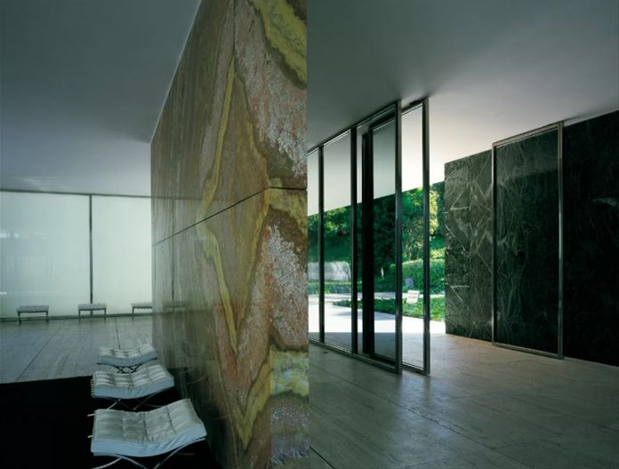 Il Padiglione di Mies van der Rohe, Photo © Pepo Segura