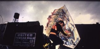 Paolo Buggiani, Icaro, 1981, NYC. Cortesia dell'artista