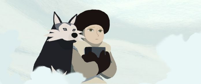 Rémy Chayé, Sasha e il Polo Nord (2015)
