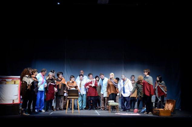 Rassegna Nazionale del Teatro della Scuola di Serra San Quirico