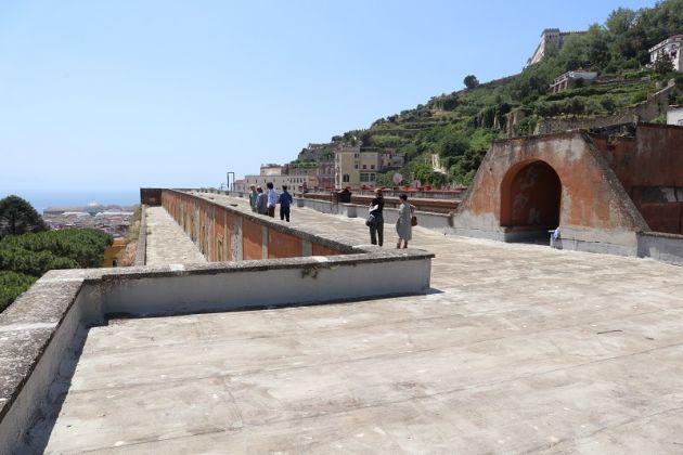 Roberto Coda Zabetta, Progetto telo per Cantiere 1 Terrazzo