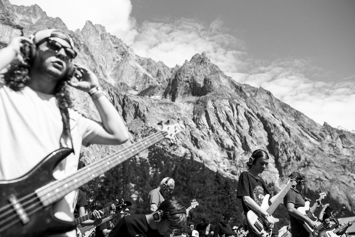 Rockin'1000 Summer Camp, photo Andrea Bardi