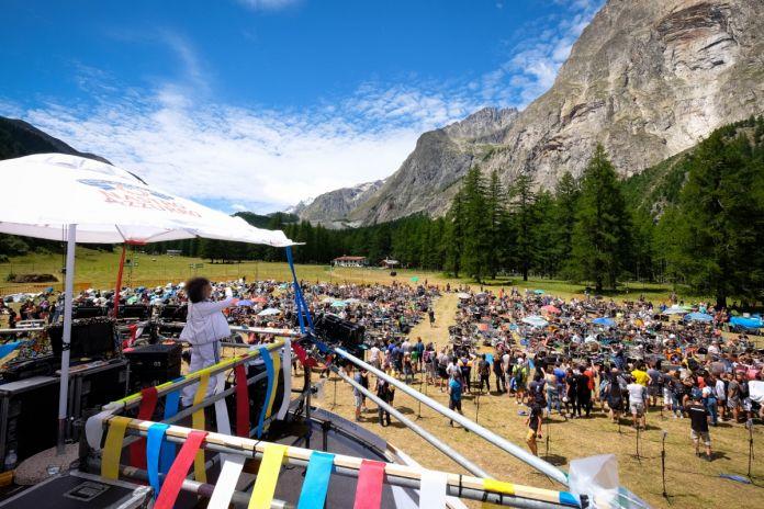 Rockin'1000 Summer Camp, photo Marco Travaglini