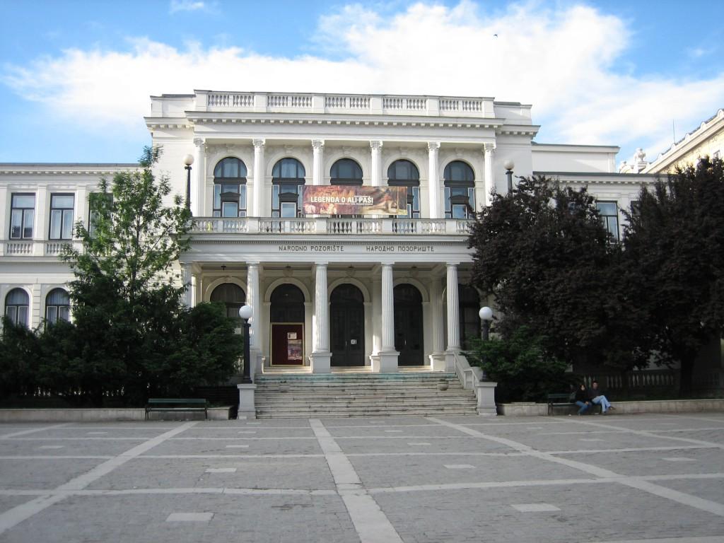 Teatro Nazionale di Sarajevo