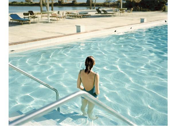 Stephen Shore 'Ginger Shore, Causeway Inn, Tampa, Florida, November 17, 1977', 1977/2011 © Stephen Shore