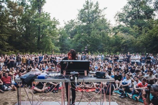 Suzanne Ciani, Terraforma Festival 2017. Photo Michela Di Savino