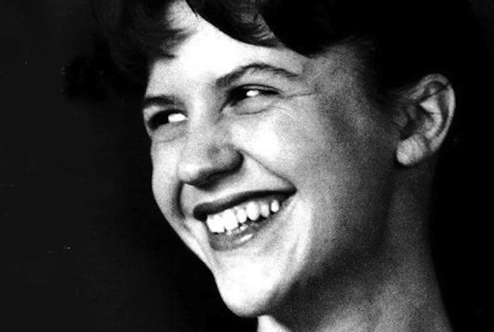 Sylvia Plath, portrait
