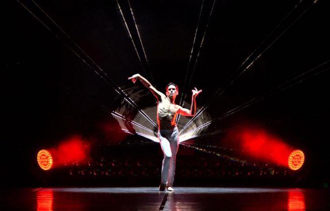 Teatro San Carlo, Napoli. Soirée Roland Petit. Pink Floyd Ballet