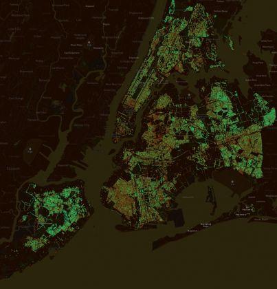Treepedia. New York City © MIT Senseable City Lab