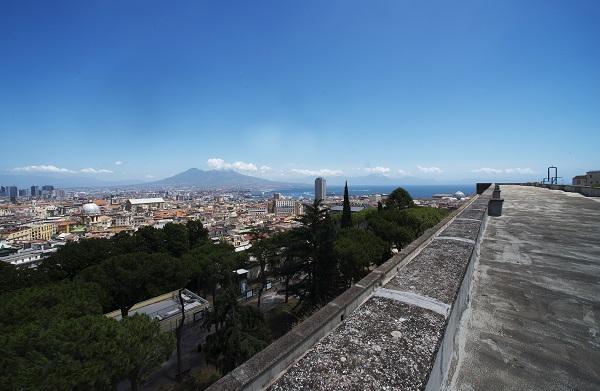 Veduta Ex Ospedale di Napoli ©Fabio Donato