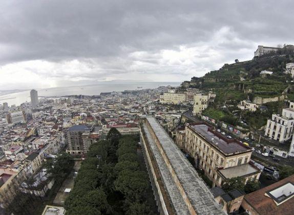 Veduta Cantiere 1 Terrazzo ©Riccardo Siano
