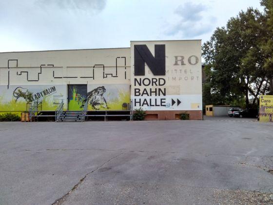 Vienna Biennale 2017. Nordbanhofhalle