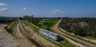 Vista dalla Stazione ferroviaria di Gagliano Leuca. Photo Pierpaolo Luca