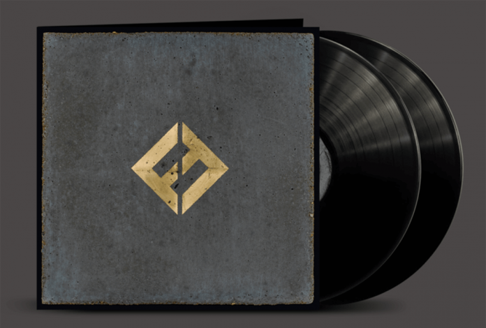L'album dei Foo Fighters, Concrete and Gold