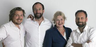 I curatori del Padiglione tedesco alla Biennale di Architettura del 2018, Photo GRAFT GmbH