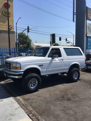 La Ford Bronco