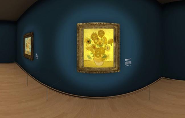 I girasoli di van Gogh